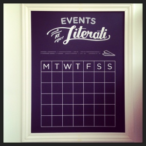 Event calendar!