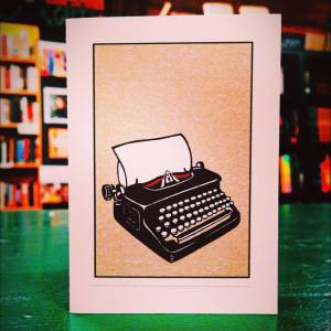 typewritercards