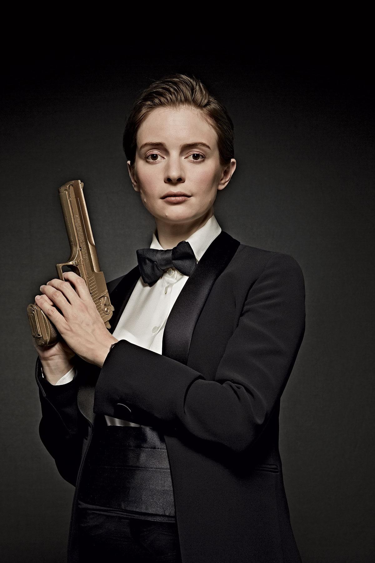 Emily St John Mandel As James Bond